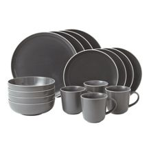 Royal Doulton Gr bread street slate set 16pce