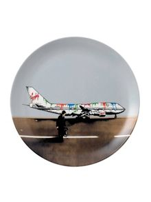 Limited edition nick walker ceramic plate vandal
