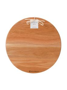Royal Doulton 1815 wooden pizza board 35.5cm
