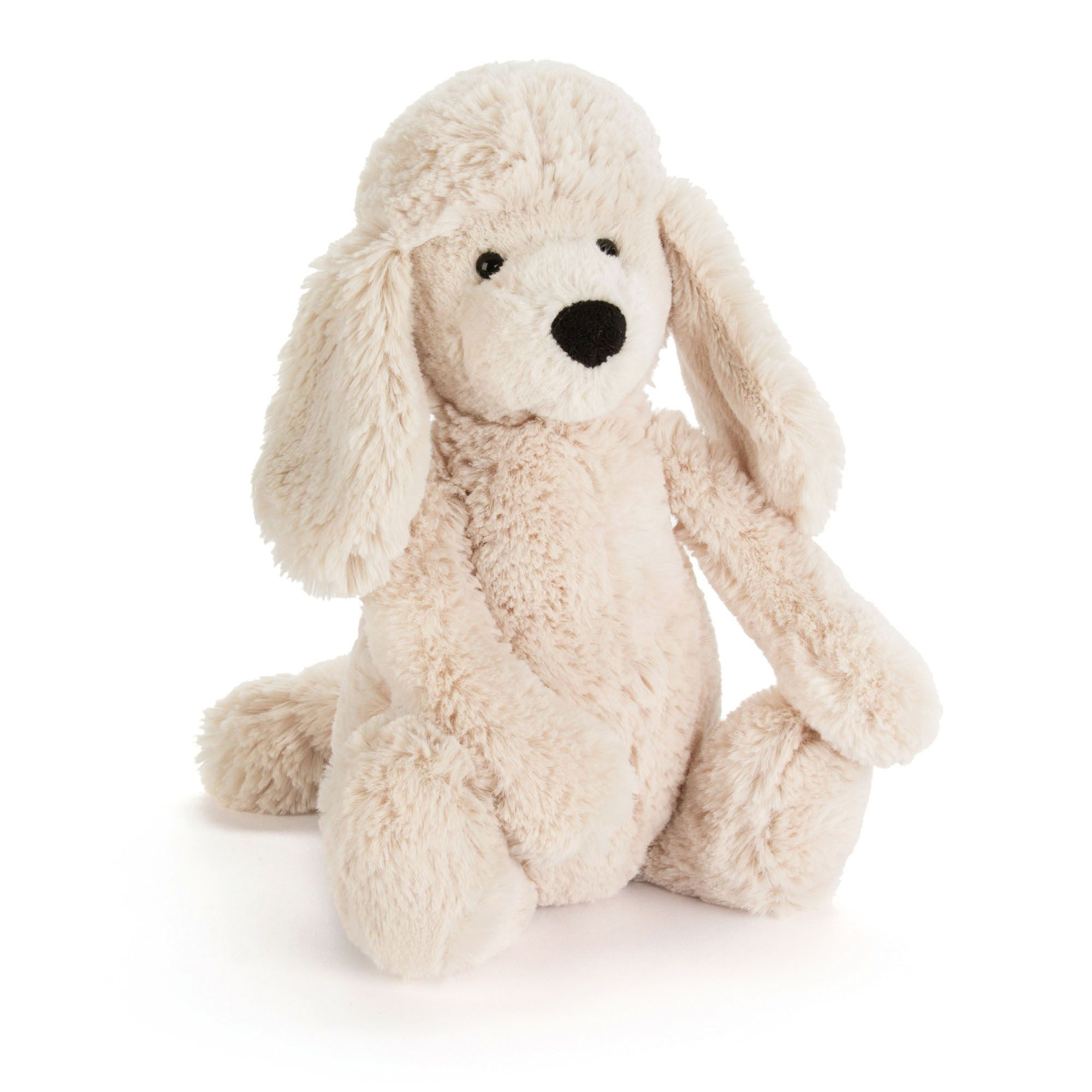 Jellycat Bashful Poodle Pup Medium Soft Toy