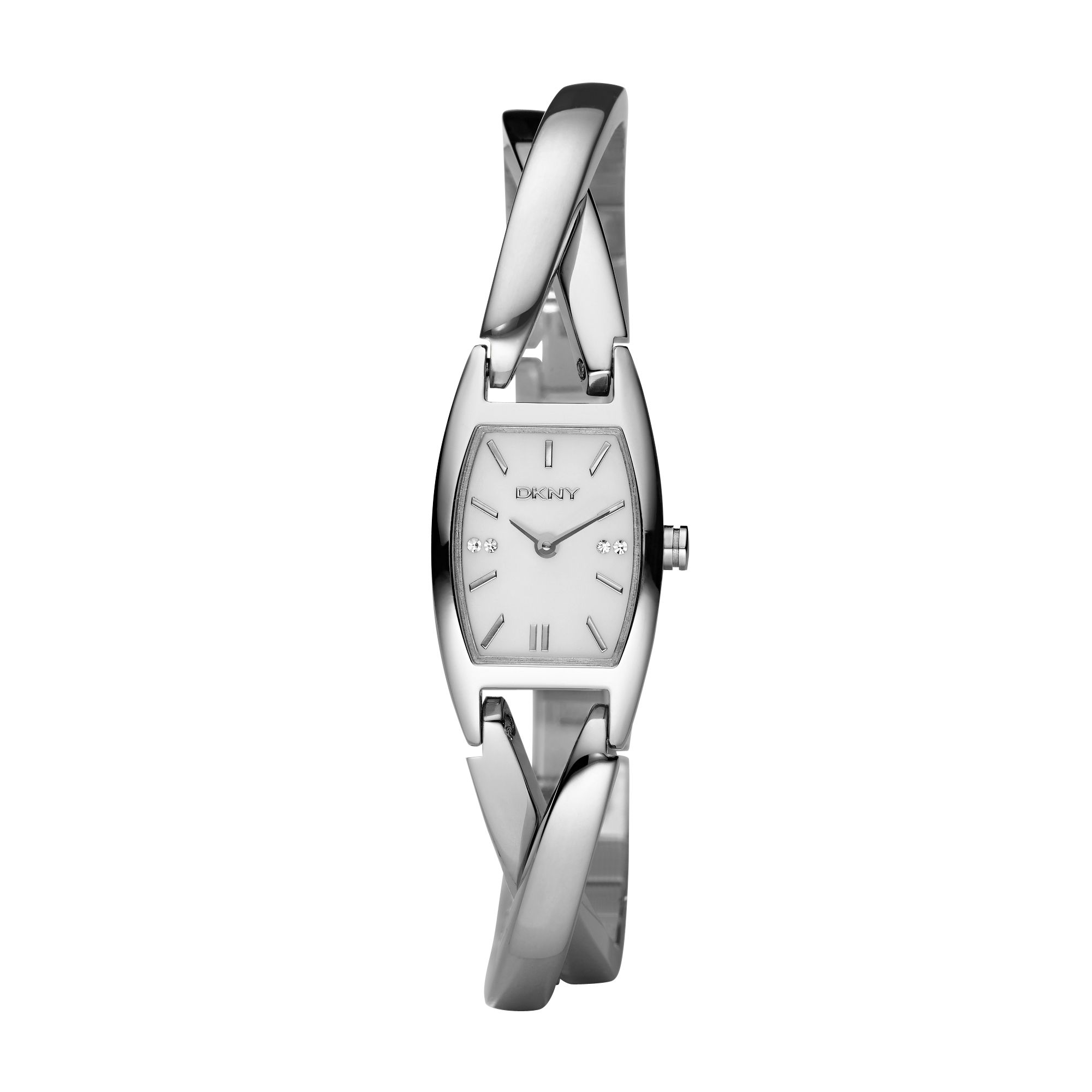 NY4631 Essential Silver Ladies Bracelet Watch