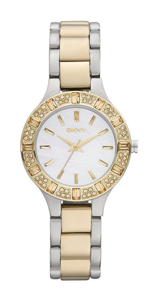NY8742 Glitz Stainless Steel Ladies Watch
