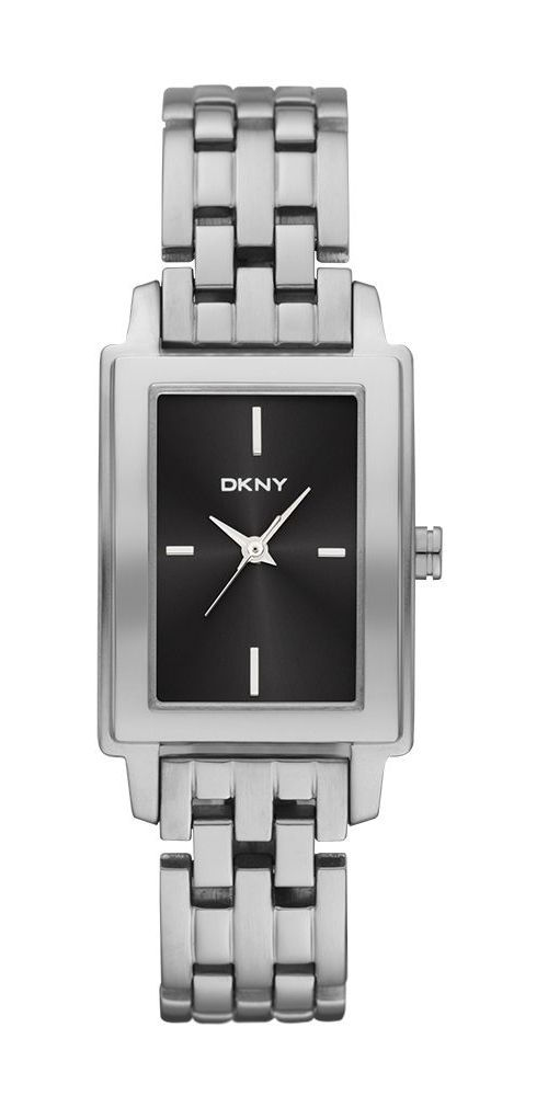 NY8745 Essentials Stainless Steel Ladies Watch