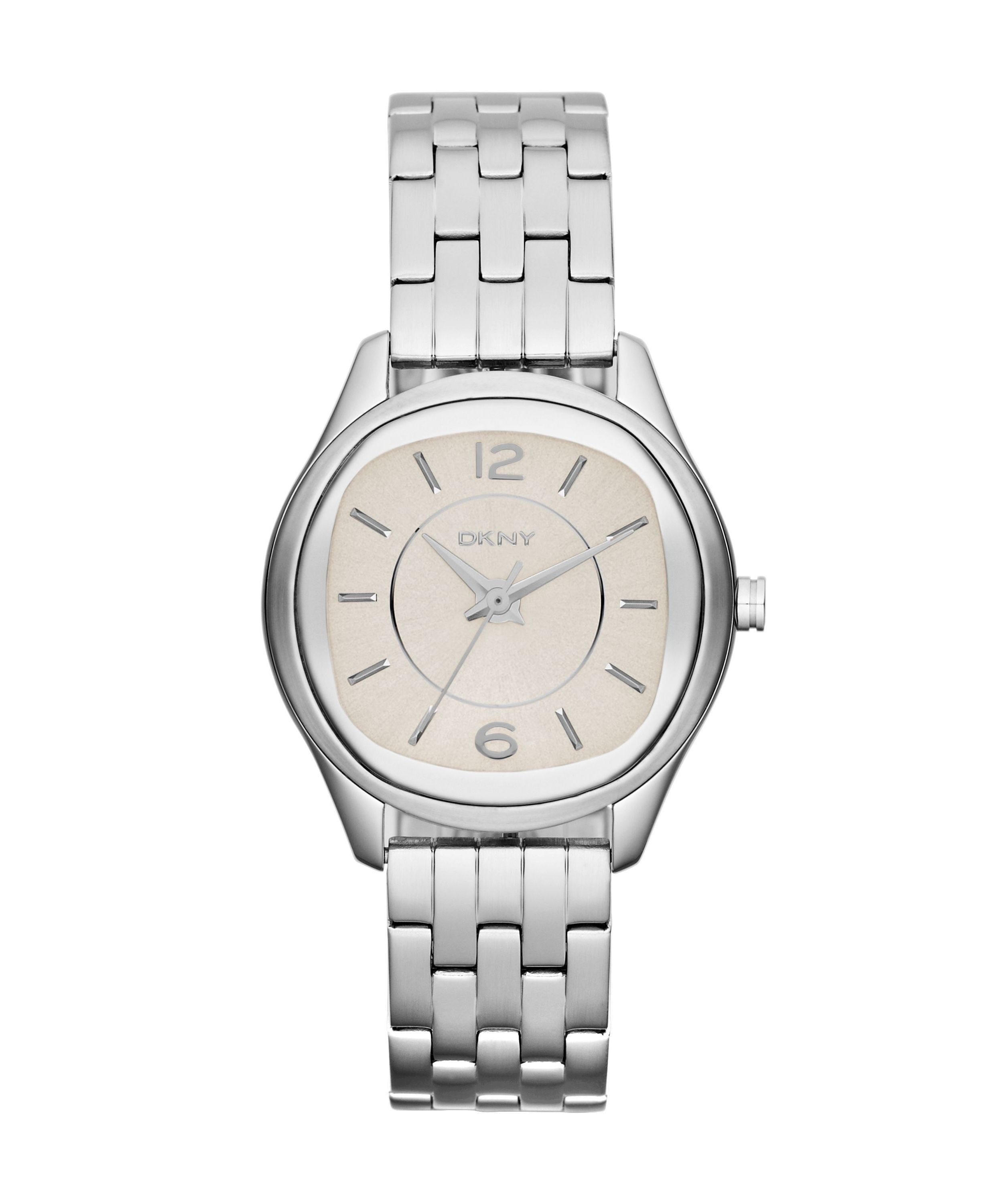 NY8806 Essentials stainless steel ladies watch
