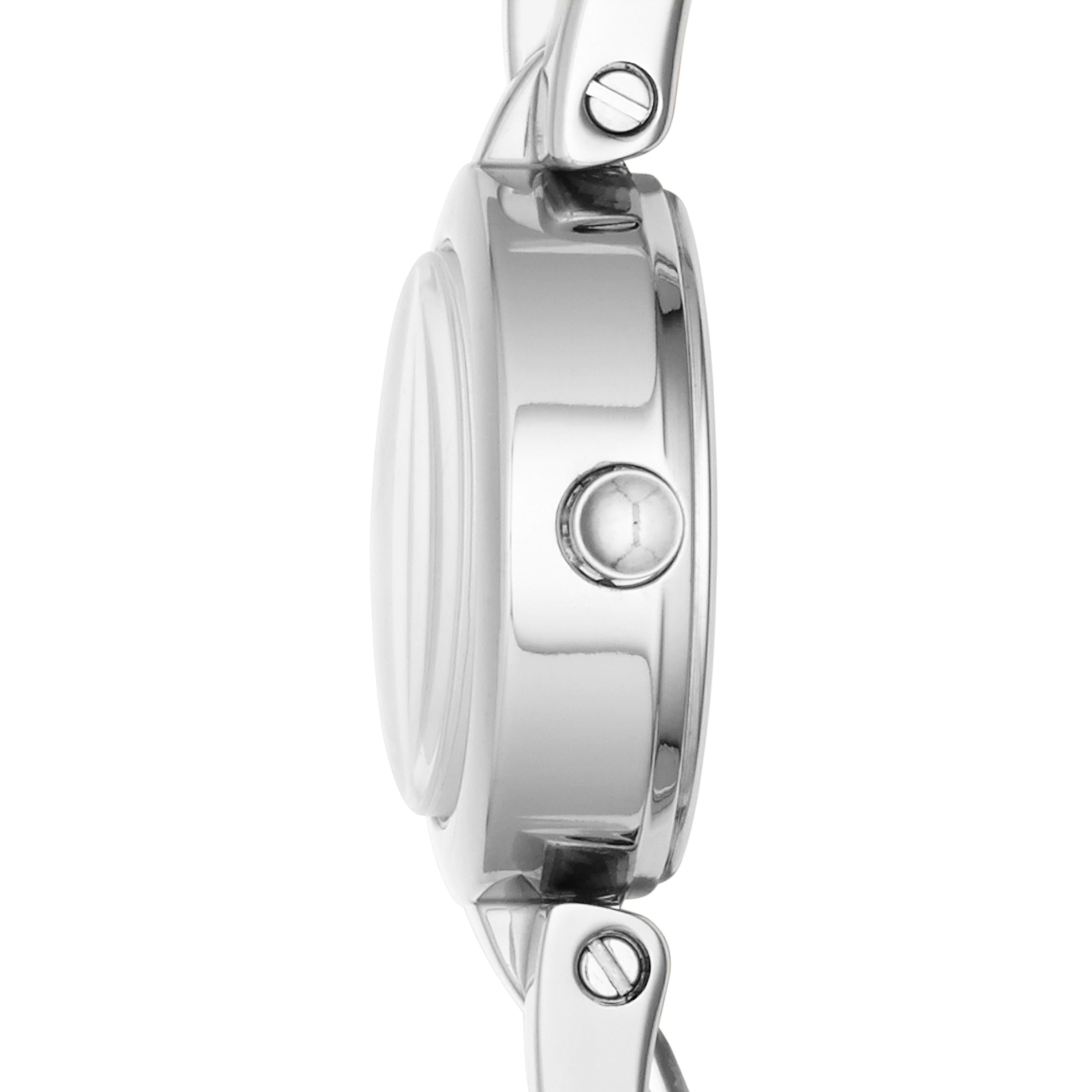 NY2169 Chic ladies crossover bracelet watch