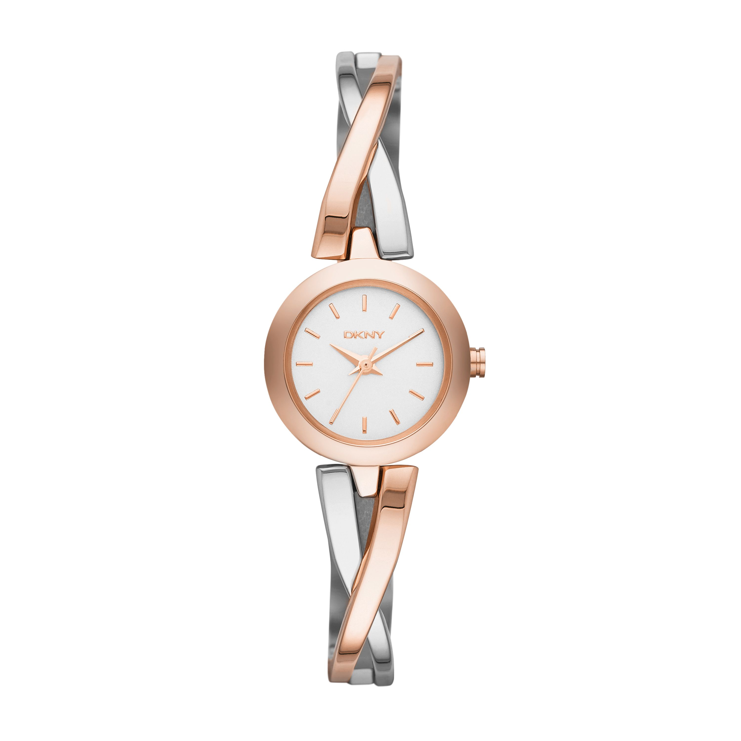 NY2172 Chic ladies crossover bracelet watch
