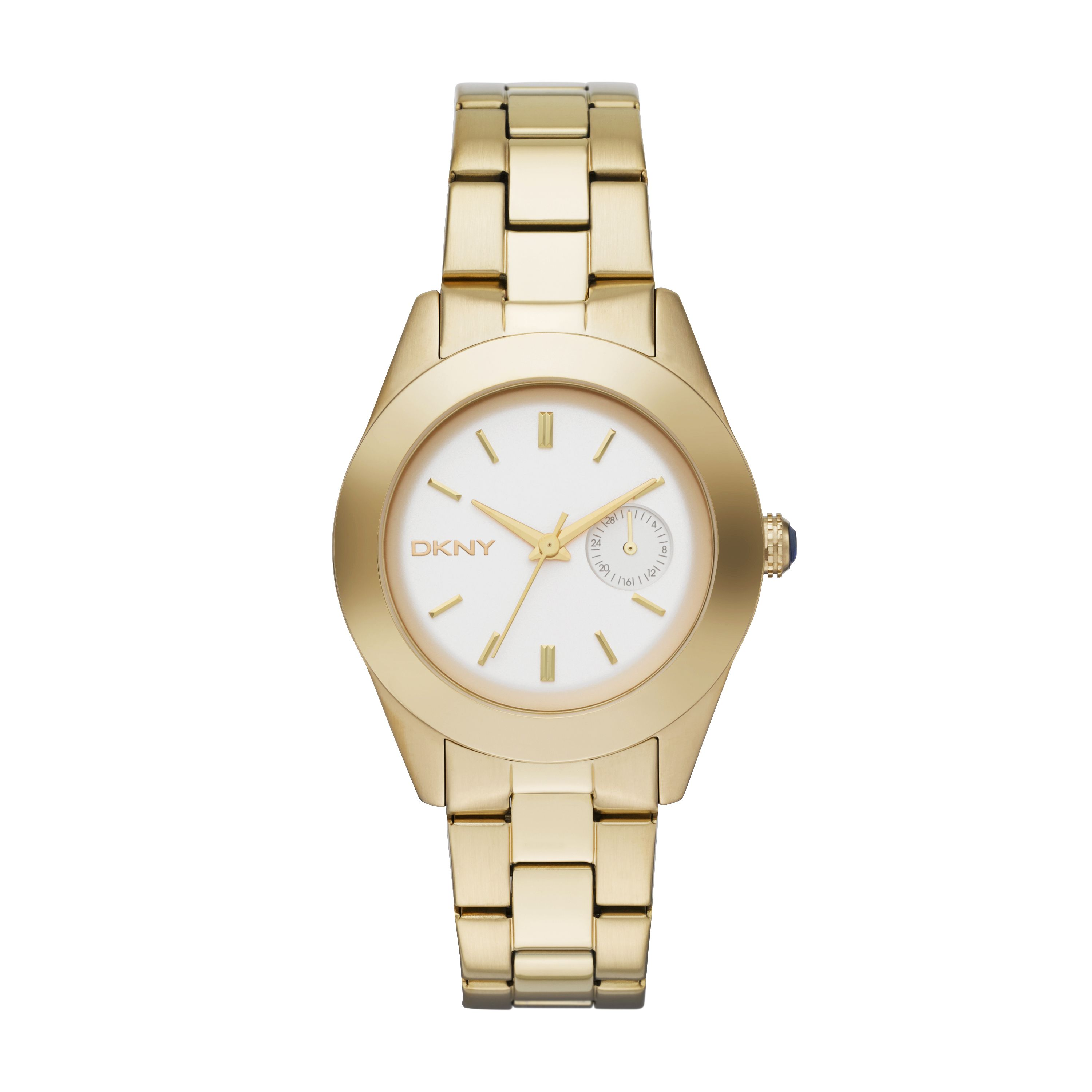 NY2132 Chic Gold Ladies Bracelet Watch