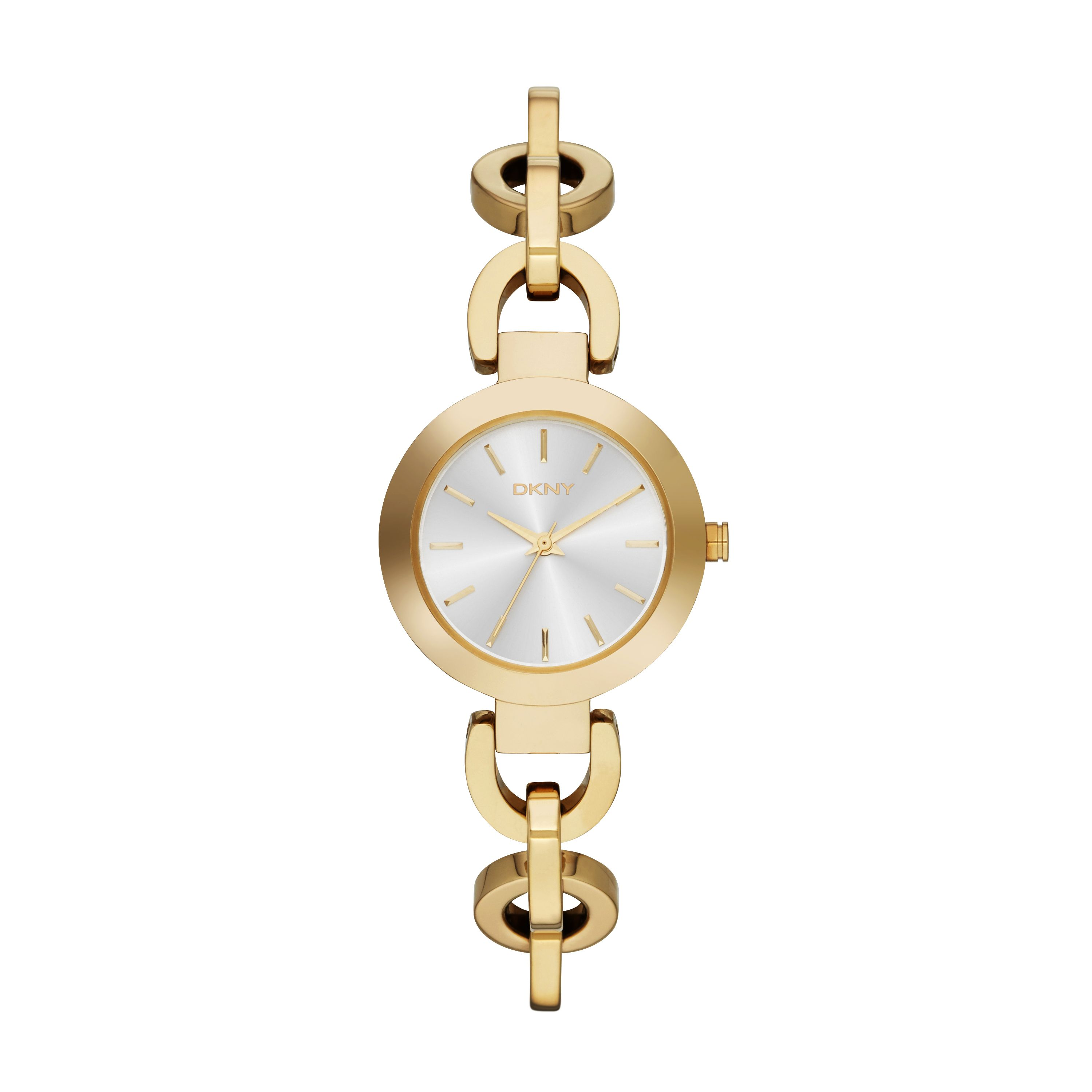 NY2134 Chic Gold Ladies Bracelet Watch