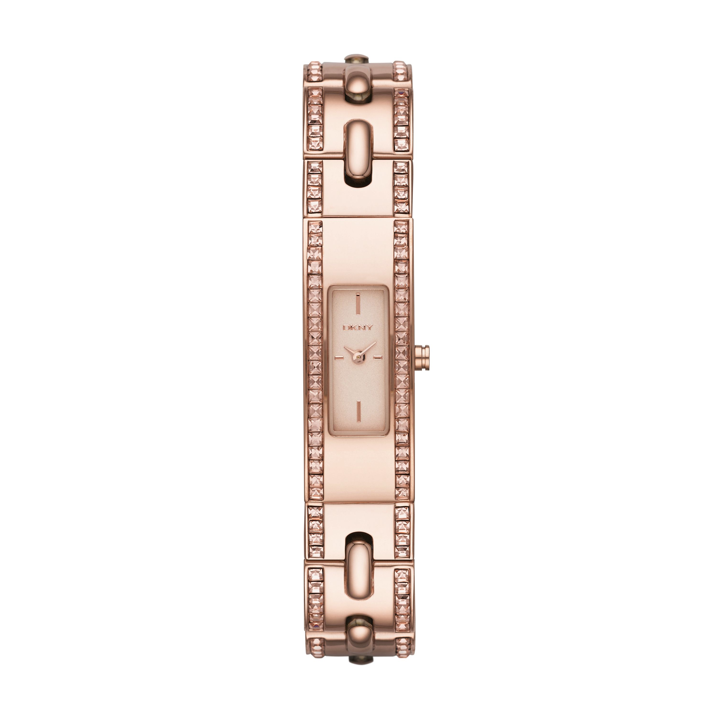 NY2176 Glam ladies crossover bracelet watch