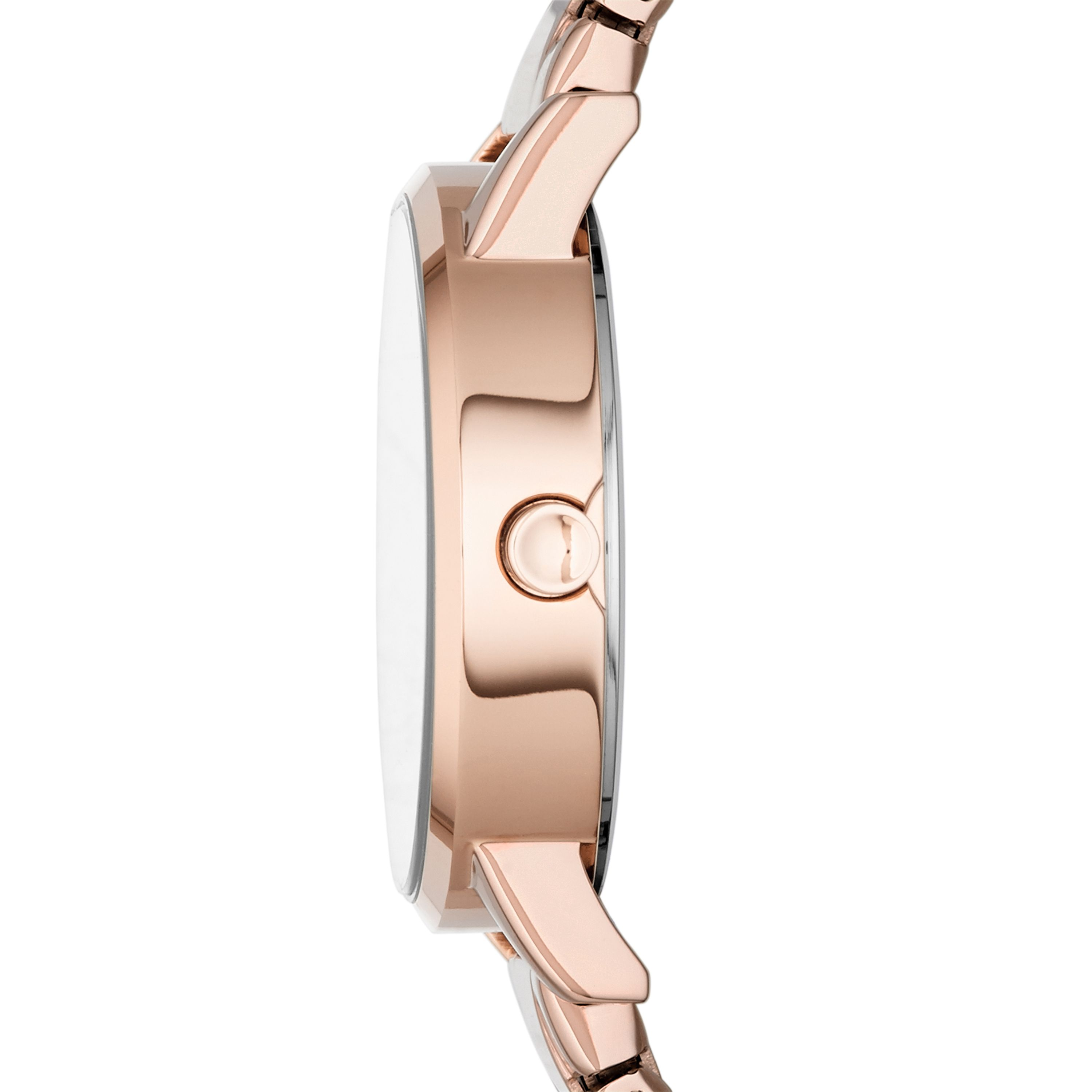 NY2179 Modern ladies rose gold bracelet watch