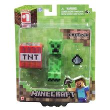 Action figure creeper