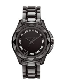 KL1003 Karl 7 Black Mens Bracelet Watch
