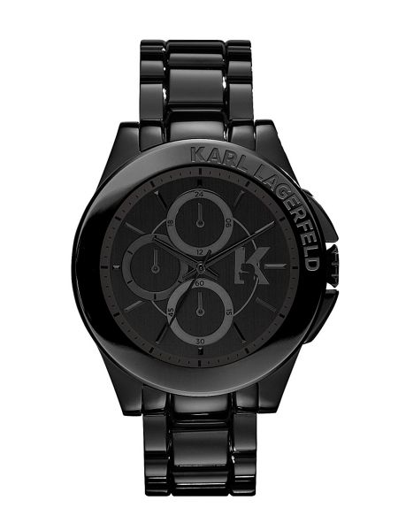 Karl Lagerfeld KL1401 Energy Black Mens Bracelet Watch