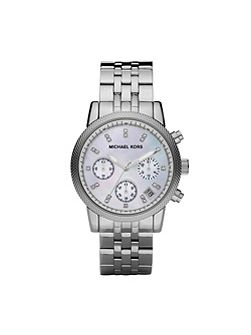 MK5020 Ritz Silver Ladies Bracelet Watch