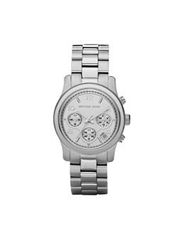 MK5076 Runway Silver Ladies Bracelet Watch