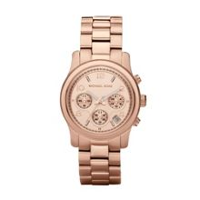 Michael Kors MK5128 Runway Rose Gold Ladies Bracelet Watch