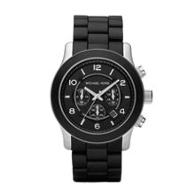 Michael Kors MK8107 Runway Black Mens Sports Watch