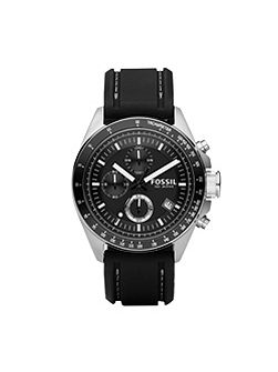 CH2573 Decker Black Mens Sports Watch