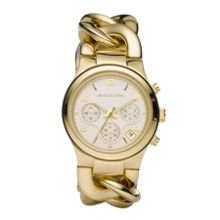 Michael Kors MK3131 Runway Gold Ladies Bracelet Watch