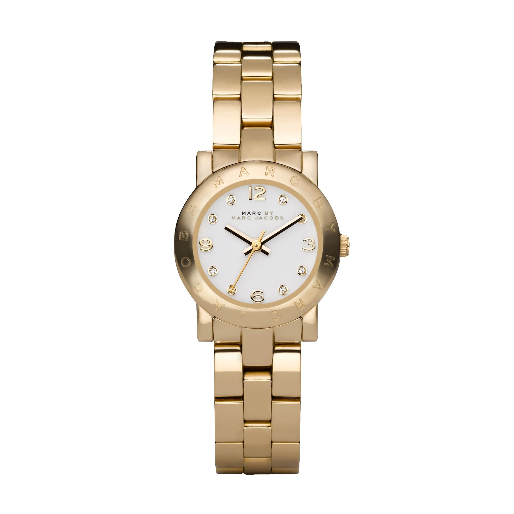 MBM3057 Amy Gold Mini Ladies Bracelet Watch