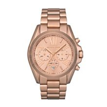 MK5503 Bradshaw Rose Gold Ladies Watch