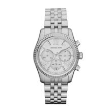 Michael Kors MK5555 Lexington Silver Ladies Watch
