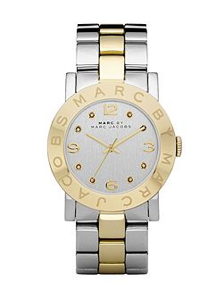 MBM3139 Amy Silver and Gold Ladies Watch