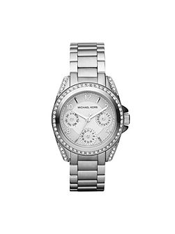 Michael Kors MK5612 Blair Silver Ladies Bracelet Watch