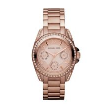 MK5613 Blair Rose Gold Ladies Watch