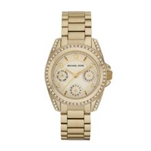 Michael Kors MK5639 Blair Gold Ladies Bracelet Watch