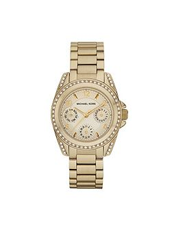 MK5639 Blair Gold Ladies Bracelet Watch