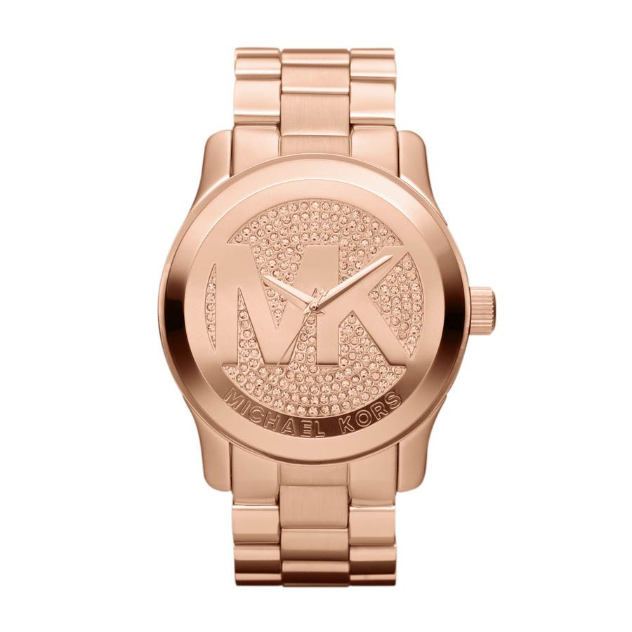 MK5661 Runway Rose Gold Ladies Watch