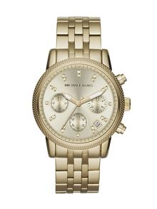 Michael Kors MK5676 Ritz Gold Ladies Bracelet Watch