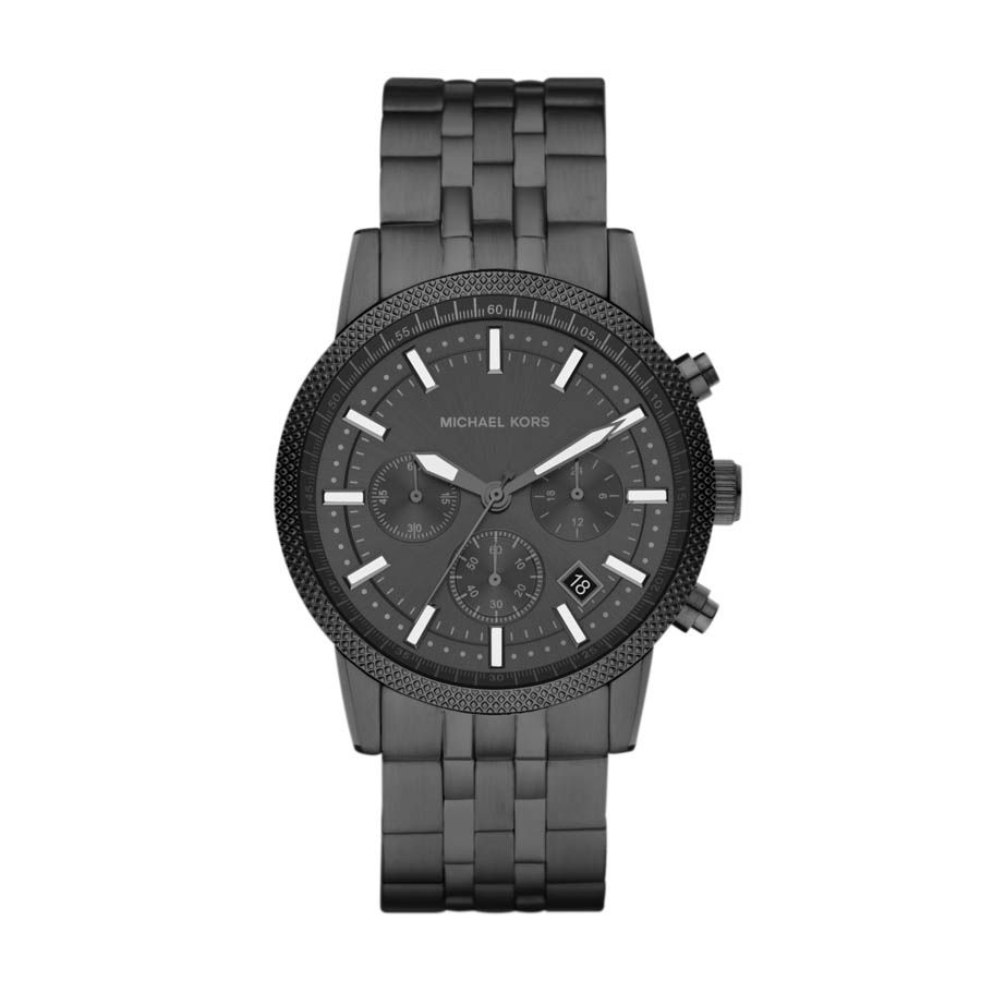 MK8274 Sport grey stainless steel mens watch