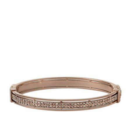 Fossil Jf00104791 Ladies rose iconic glitz bracelet