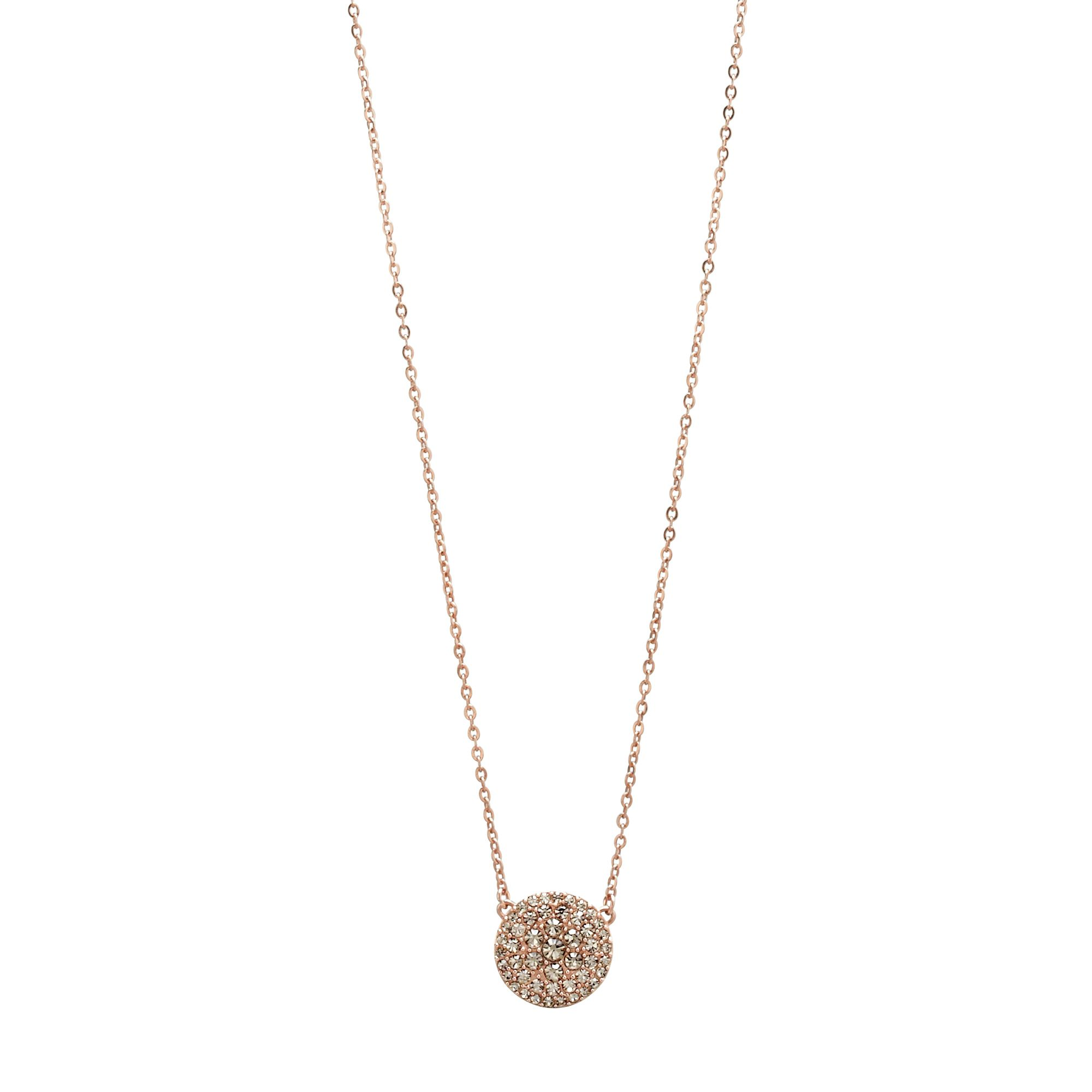 Jf00139791 Ladies rose iconic glitz necklace