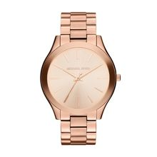 Michael Kors MK3197 Runway Rose Gold Ladies Bracelet Watch