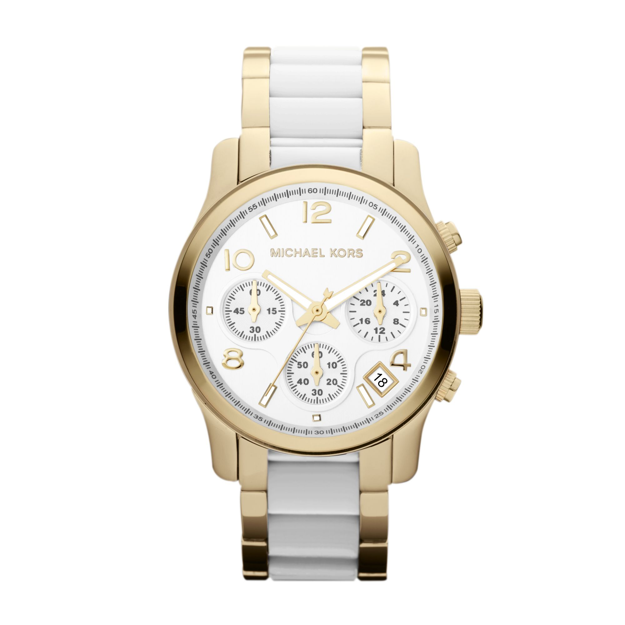 MK5742 Sport  stainless steel ladies watch