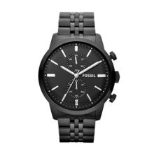 Fossil FS4787 Townsman Black Mens Bracelet Watch
