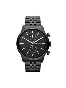 FS4787 Townsman Black Mens Bracelet Watch