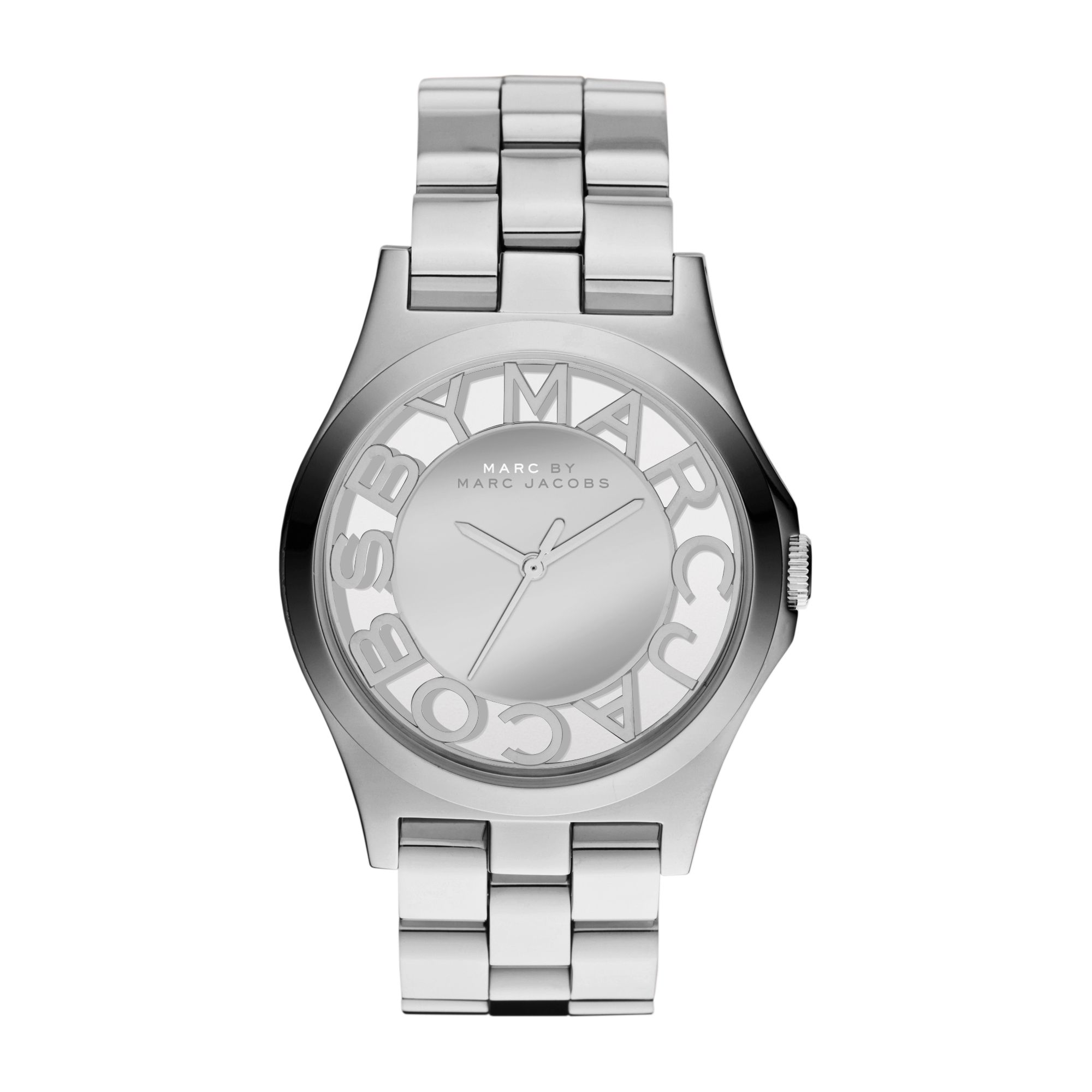 MBM3205 Skeleton Silver Ladies Watch