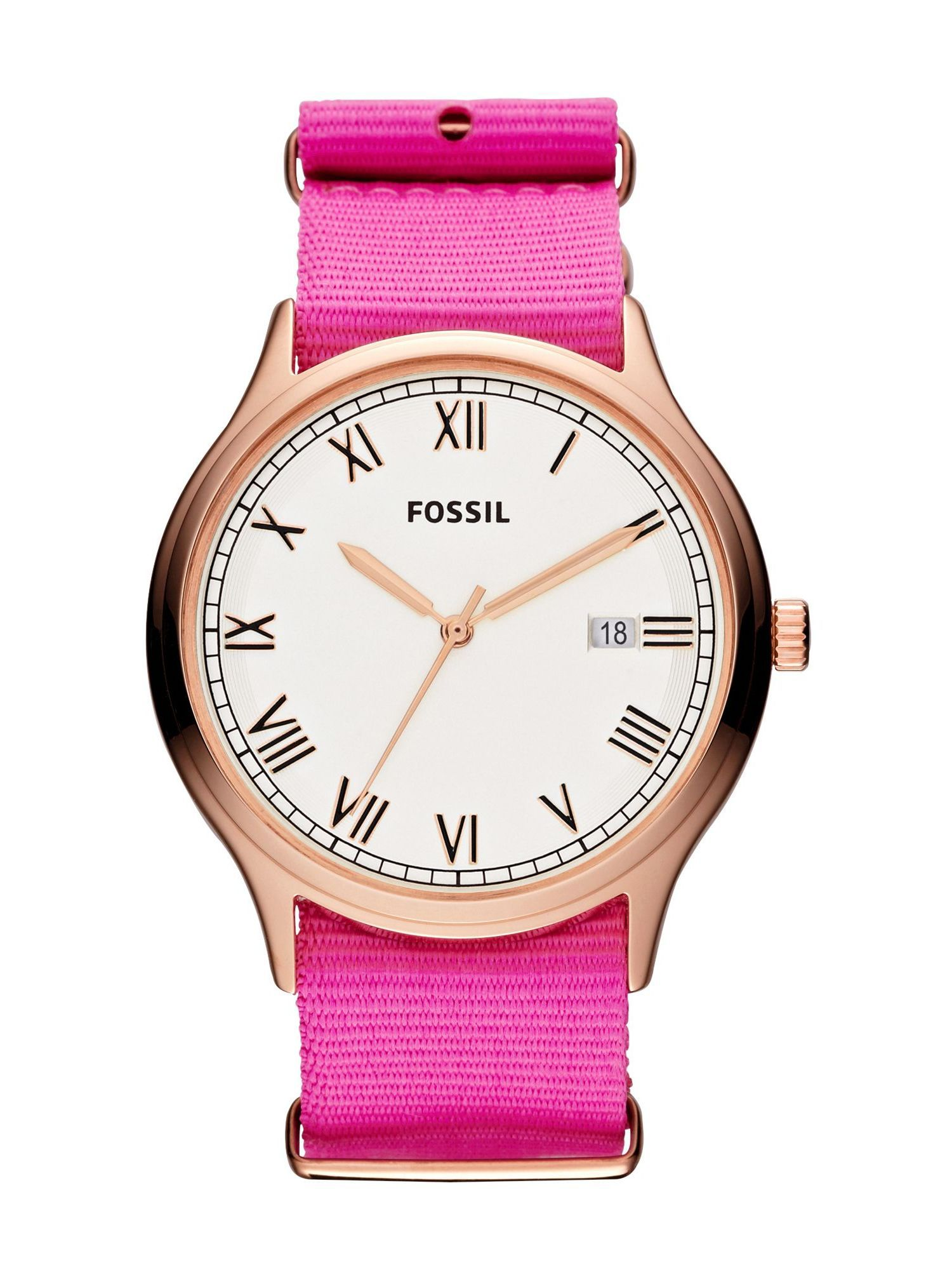 FS4801 Ansel pink unisex watch