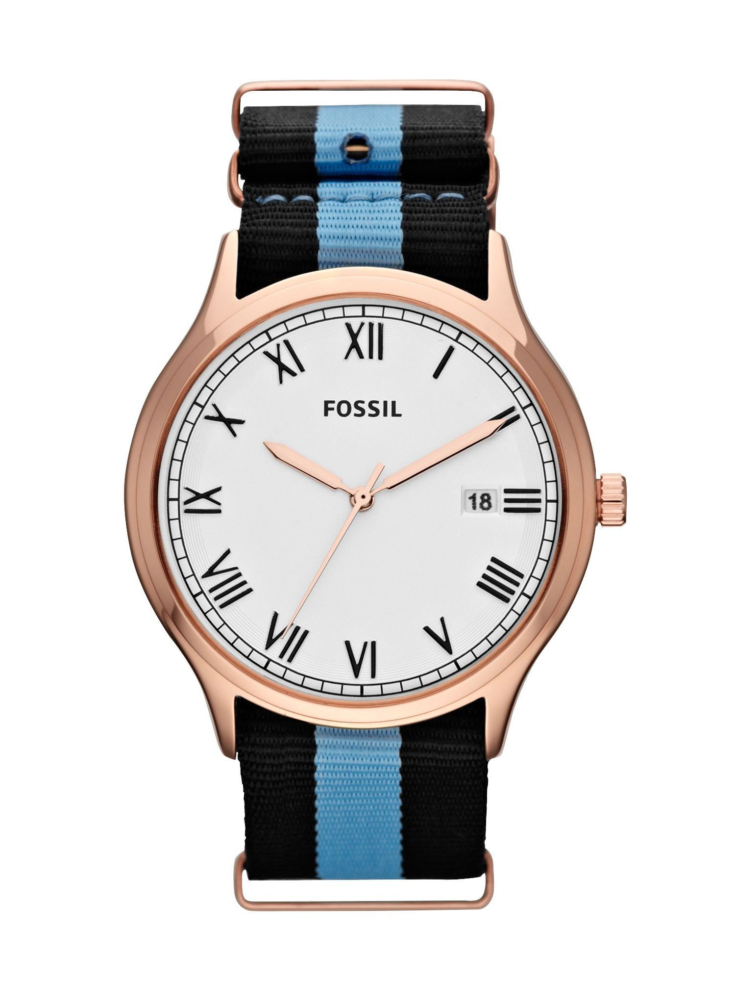 FS4802 Ansel blue unisex watch