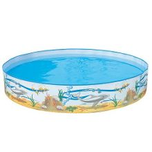 Bestway Ocean life fill `n` fun pool