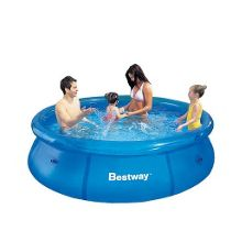 Bestway Clear fast set 8ft pool