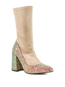 Shellys London Ely multi-sock stretch calf boots
