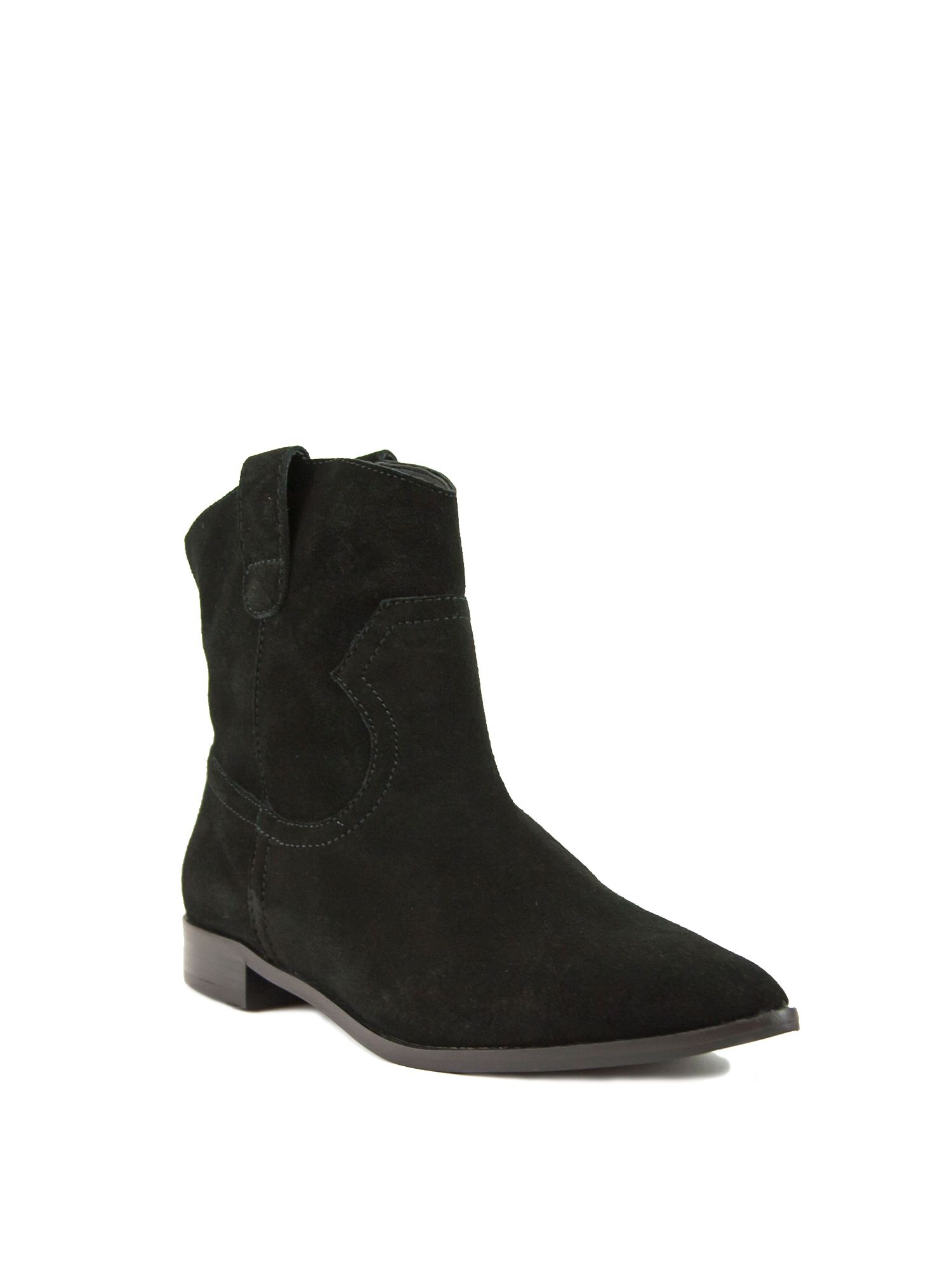 Shellys London Shellys London Bowroad casual western ankle boots, Black