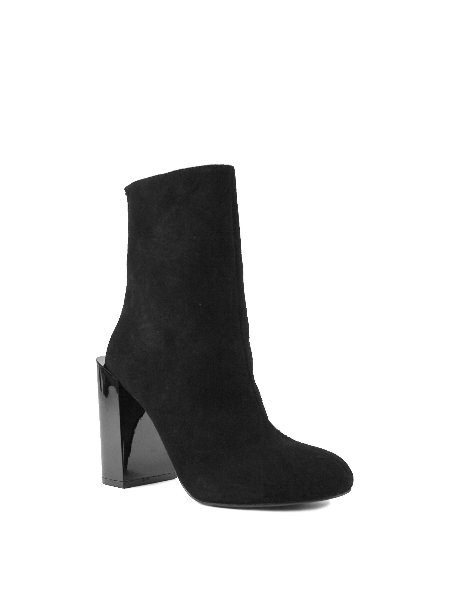 Shellys London Shellys London Lincoln feature ankle boots, Black