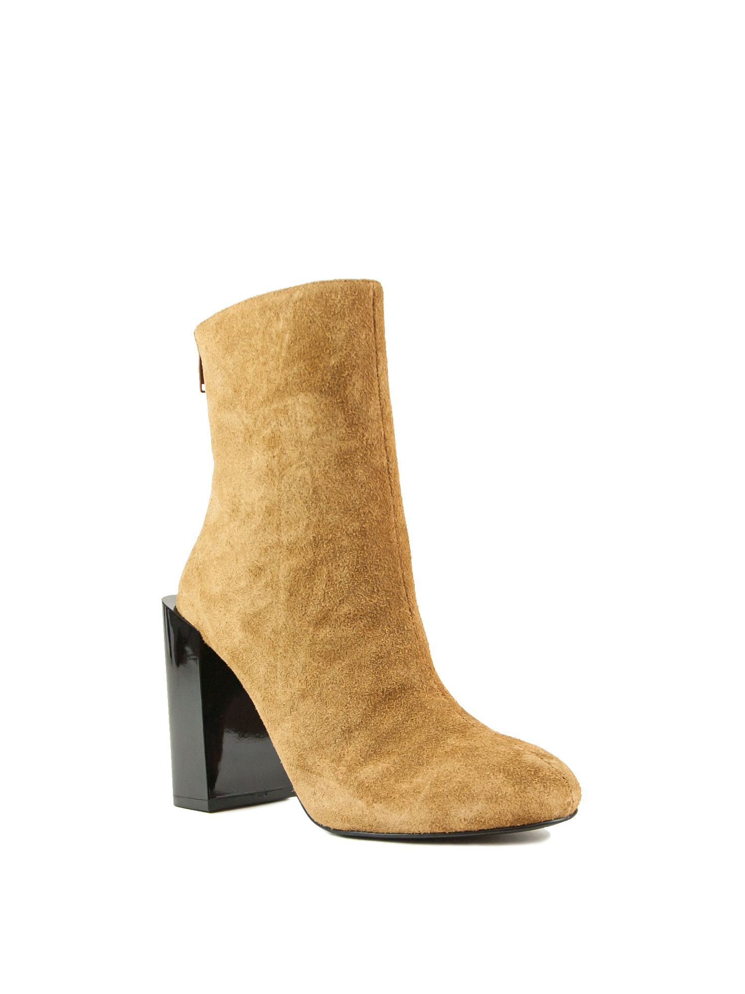 Shellys London Shellys London Lincoln feature ankle boots, Brown