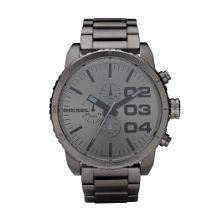 Dz4215 double down mens grey bracelet watch